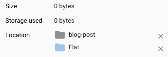 Score in multiple directories