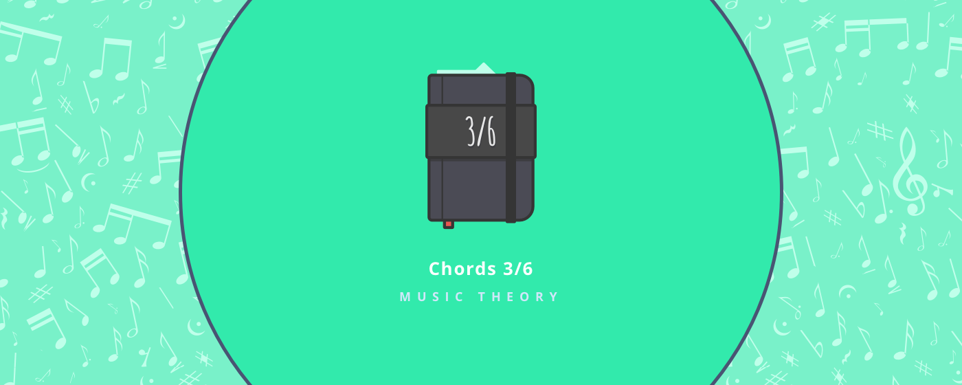 Music Theory: Chords - 3/6: The diminished and the augmented triad