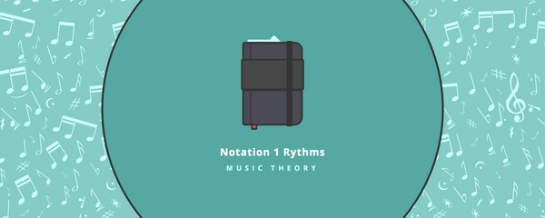 Music theory : Basic Rhythm Notation