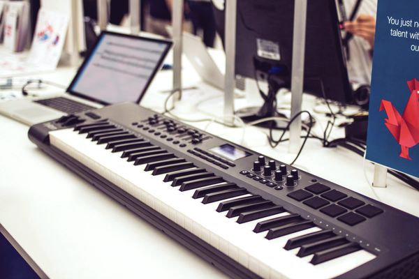 Compose using your MIDI devices