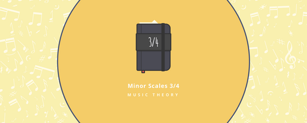 Music theory : minor scales 3/4 : harmonic minor