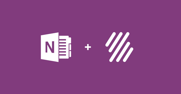 Interactive music notation in Microsoft OneNote