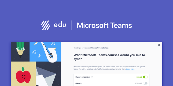 Synchronize your classes rosters from Microsoft Teams