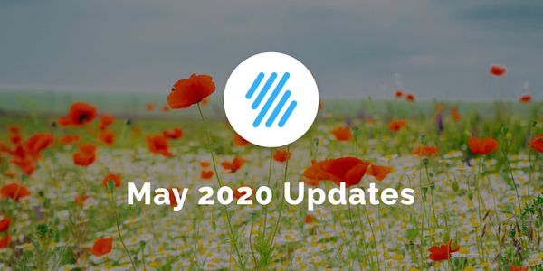 May 2020 Update